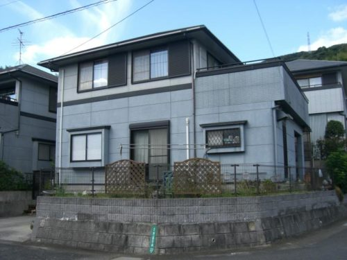 北九州市若松区東二島塗装工事ビフォー画像