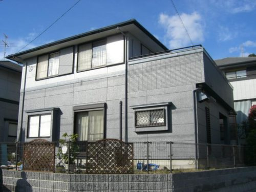北九州市若松区東二島塗装工事アフター画像