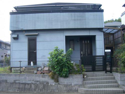 北九州市若松区東二島塗装工事ビフォー画像2