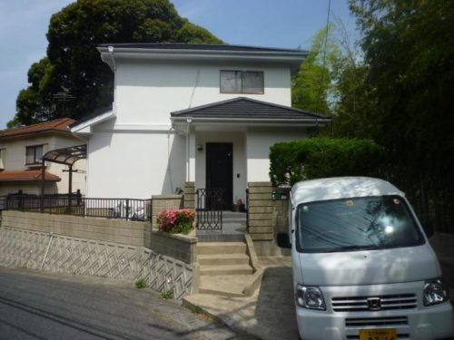 北九州市八幡西区鳴水外壁・屋根塗装工事アフター