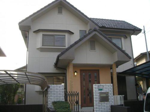 北九州市八幡西区本城屋根外壁塗装工事アフター