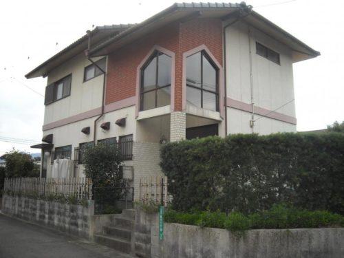 北九州市小倉南区南方住宅塗装工事前