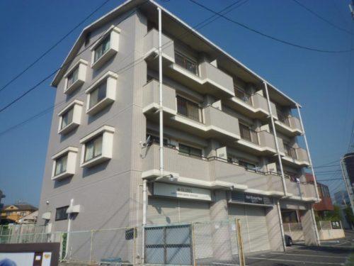 北九州市若松区高須南アパート、塗装前