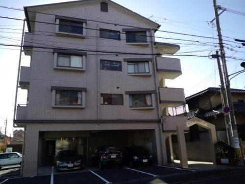 北九州市若松区高須南アパート、塗り替えアフター写真