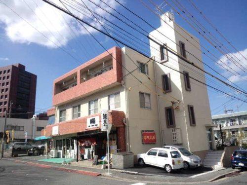 北九州市八幡西区千代ヶ崎アパート/テナント、塗り替え工事完了写真