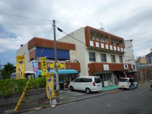 北九州市八幡西区千代ヶ崎アパート/テナント、施工前