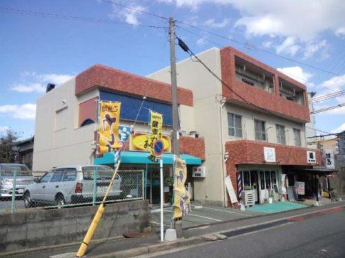 北九州市八幡西区千代ヶ崎アパート/テナント、塗装工事完了写真