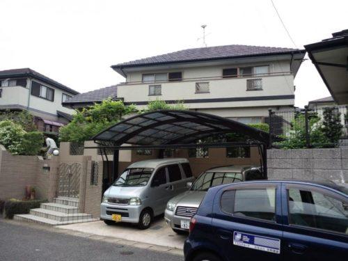 宗像市三倉、住宅屋根外壁塗装工事アフター
