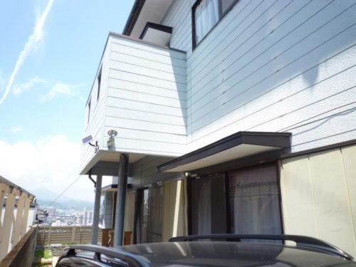 北九州市小倉北区霧ヶ丘、塗装前