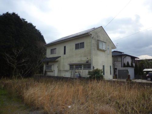 遠賀郡水巻町、施工前画像