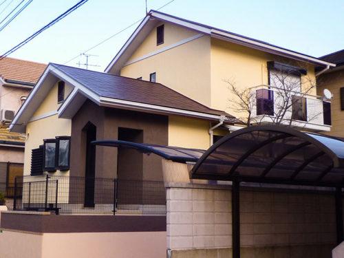 北九州市若松区、塗装工事アフター