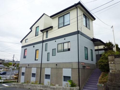 北九州市八幡西区、外壁屋根塗り替え工事アフター