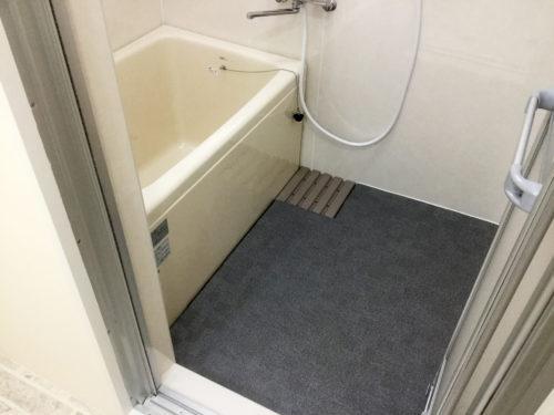 宗像市アパート浴室リノベーション後