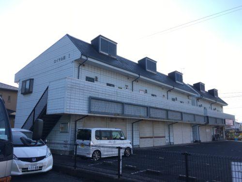 福岡県遠賀郡水巻町アパート改修前