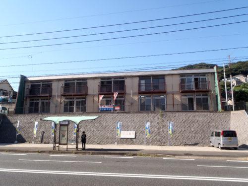 北九州市若松区アパート大規模改修工事ビフォー